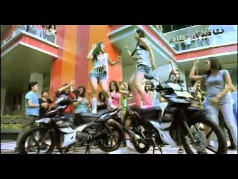 TVS Rockz; the popular step-thru