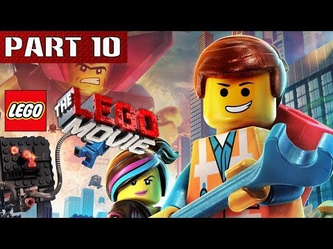 We Play: The Lego Movie Video Game - The Depths - Part 10 (Xbox One Walkthrough) - Smashpipe Games
