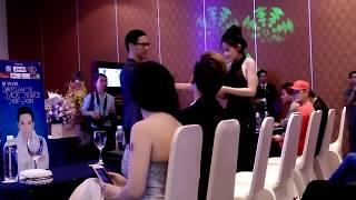 Hotgirl ngực khủng Ngân 98 nổi da gà khi ôm hôn Quang Hà trong MV Nhớ làm gì một người như anh