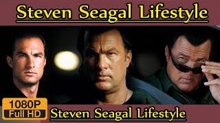 Steven Seagal Biography ❤ life story ❤ lifestyle ❤ wife ❤ family ❤ house ❤ age ❤ net worth,