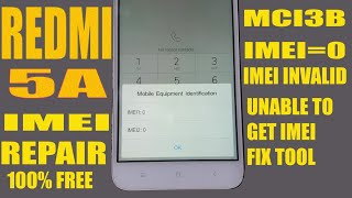 REDMI 5A IMEI Repair dane by umt top prosess - BS MOBILE & SOFTWARE
