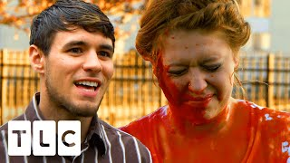 Bride Gets Covered In Paint To Prove To Gypsy Family She Is A Virgin   Gypsy Brides US