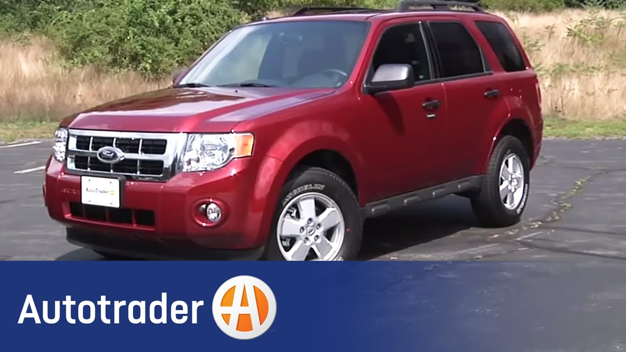 2012 ford escape suv new car review youtube. Black Bedroom Furniture Sets. Home Design Ideas