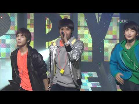 SHINee - Amigo, 샤이니 - 아.미.고, Music Core 20090124