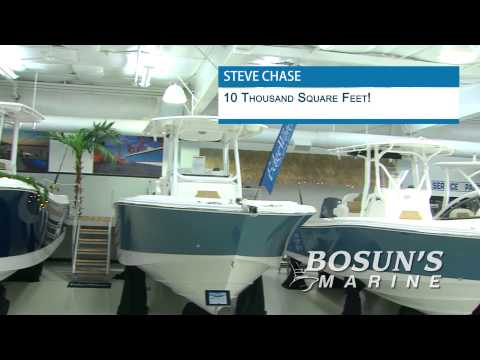 Bosun's Marine Showroom Tour