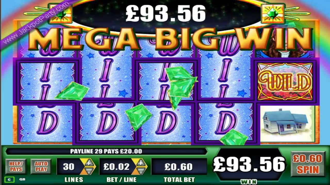 Free Online Jackpot Party Slot Game Treasure Voyage Slot