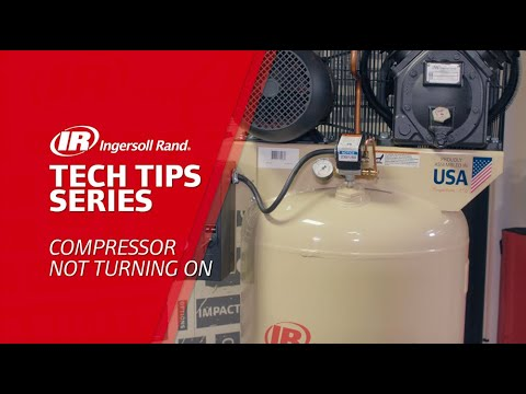 video Ingersoll Rand R5.5i-TAS-135 Rotary Screw Air Compressor