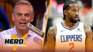 Steph's injury has a silver lining, NBA culture has rendered the regular season 'useless' | THE HERD