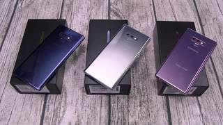 "Samsung Galaxy Note 9 - New ""Cloud Silver"""