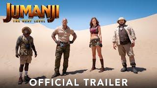 JUMANJI: THE NEXT LEVEL 2019 Movie Trailer