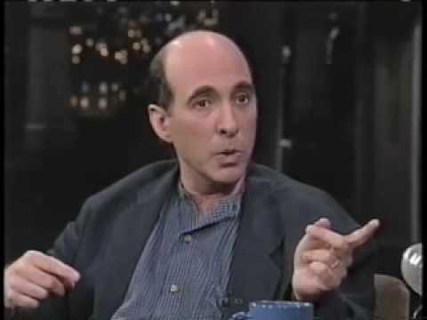 6:00 Do YOU know how funny Jonathan Katz is? (Letterman clip)