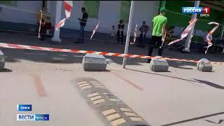 В Омске вновь начали работать строительные гипермаркеты