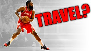 Is The James Harden Step Back REALLY A Travel? Full Breakdown