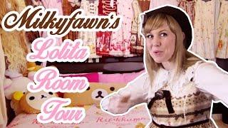 Milkyfawn's Sweet Lolita Room [Room Tour]
