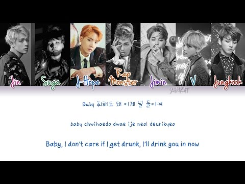 BTS (방탄소년단) – Blood Sweat & Tears (피 땀 눈물) (Color Coded Han Rom Eng Lyrics)   by Yankat