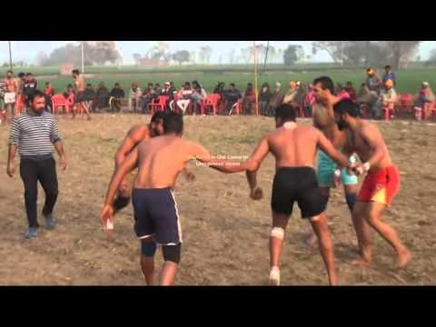 AWAN BHIKE SHAH KABADDI CUP 23-01-16 Live By www.tanda786.com Mo 9463645103 P2
