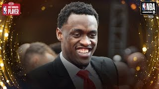 Pascal Siakam Wins Kia Most Improved Player | 2019 NBA Awards