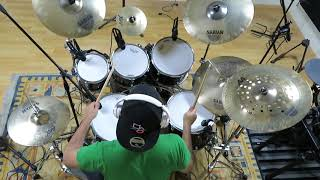Denial, Revisited - The Offspring (drum cover)