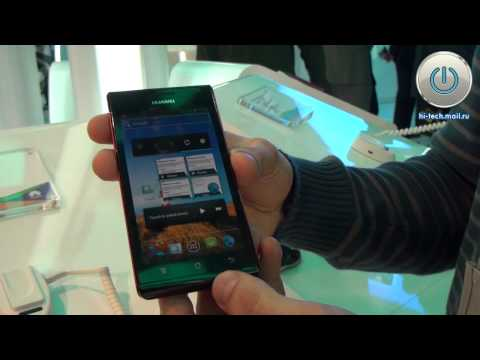 обзор Huawei Ascend P1 S