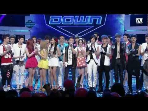 120524 Mnet Mcountdown - No.1 + Encore- Taetiseo