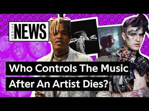 Life After Death: Who Controls Lil Peep & XXXTENTACION's Posthumous Music? | Genius News