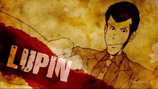 Lupin The 3rd Part IV Opening - US/Toonami Version