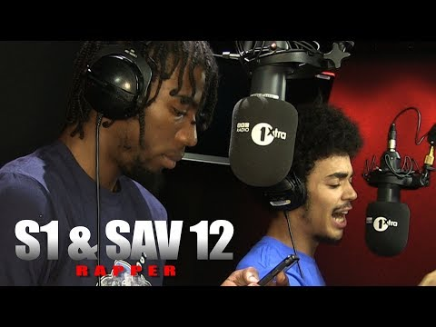 S1 & Sav12 - Fire In The Booth