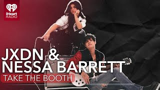 """JXDN & Nessa Barrett Take """"The Booth"""" For The 2021 iHeartRadio Music Awards!"""