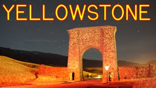 🐻 Yellowstone National Park -- what's new in 2021!
