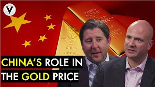 🔴 What Moves the Price of Gold & China's Role In It (w/ Luke Gromen & Brent Johnson)