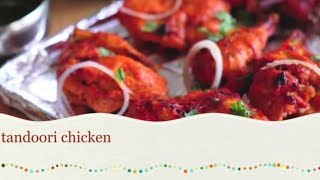 TANDOORI CHICKEN (using oven) -  RecipesAreSimple