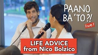 Dealing with change and finding your purpose with Nico Bolzico   Paano Ba 'To, Live! Vol. 2