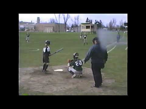 Chazy - Crown Point Softball  4-23-02