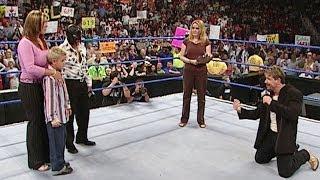 Eddie Guerrero makes it personal with Rey Mysterio
