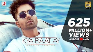 Kya Baat Ay – Harrdy Sandhu Video HD