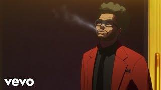 The Weeknd - Snowchild (Animated Video)
