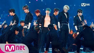 MONSTA X_Shoot Out│2018 MAMA FANS' CHOICE in JAPAN 181212