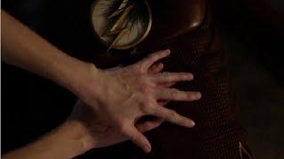 The Flash 2x06 - Snowbarry scenes