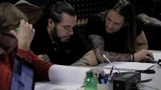 Septicflesh - The Making of Titan (part 1)