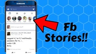 Facebook STORIES UPDATE!! What's new? How to Get It!! 😍