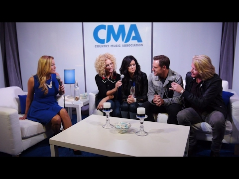 Little Big Town - CMA Awards Backstage 2014