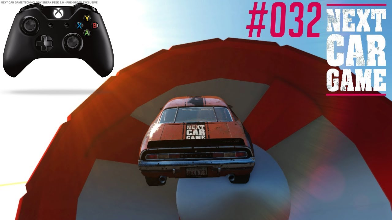 let 39 s play next car game 032 xbox one gamepad deutsch hd youtube. Black Bedroom Furniture Sets. Home Design Ideas