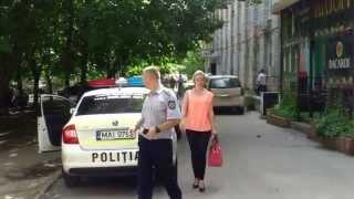 Domnica zice că a fost colegă de școală cu un polițist