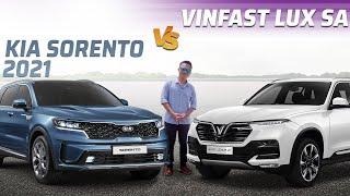 1 tỷ 3 chọn Kia Sorento 2021 hay Vinfast Lux SA: Toàn diện đấu khác biệt!