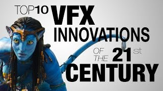 Top 10 VFX Innovations in the 21st Century!