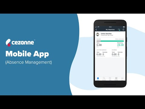 Mobile: HR Software on the Move (cezannehr.com/hr-self-service-software)