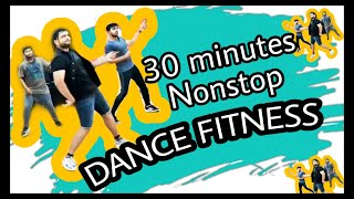 30mins Non-stop Dance Fitness// High On Zumba
