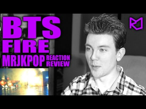 BTS FIRE Reaction / Review [Korean Subs] - MRJKPOP ( 방탄소년단 불타오르네 )