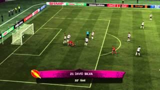 FIFA 12 - UEFA EURO 2012 Trial - Germany vs Spain (Kick Off Match)