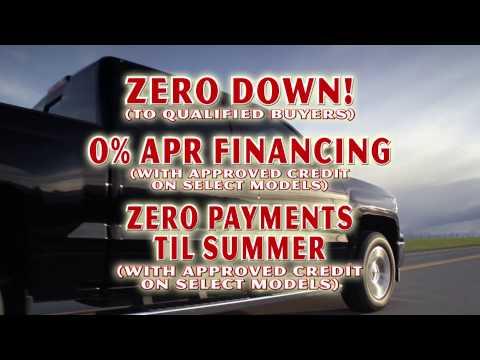 Merit Chevrolet April Savings
